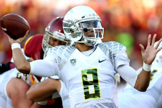 The SEC Might Be Better, but We'd Rather Watch Oregon vs. USC