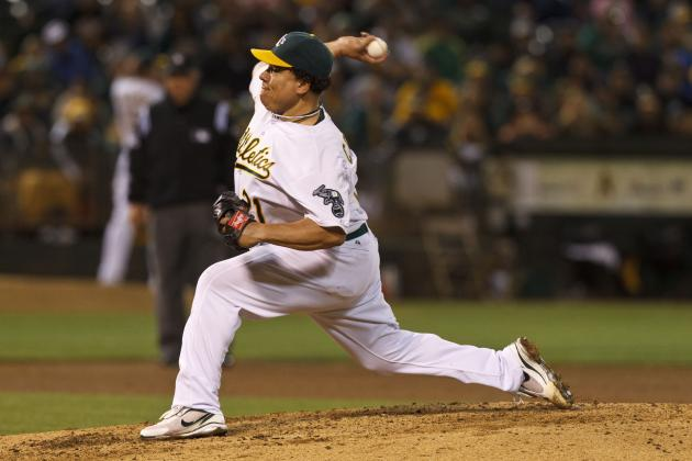 Oakland Athletics Bring Suspended Pitcher Bartolo Colon Back