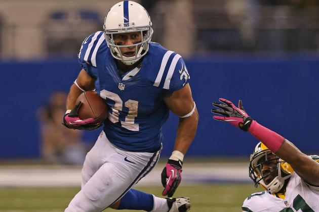Colts Downgrade Brown, Label Him Questionable