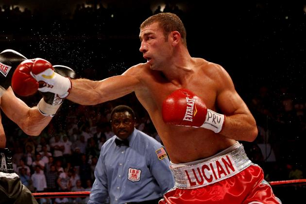 Lucian Bute Escapes with a Unanimous Decision Win Against Denis Grachev