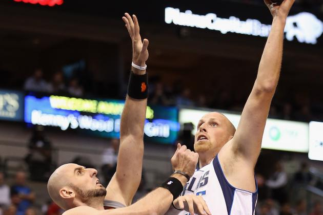 Chris Kaman Pleased with First Game Action
