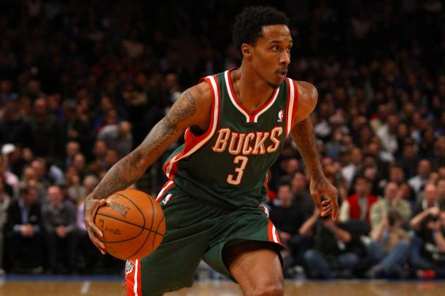 Brandon Jennings Sinks Game-Winning 3-Pointer at the Buzzer