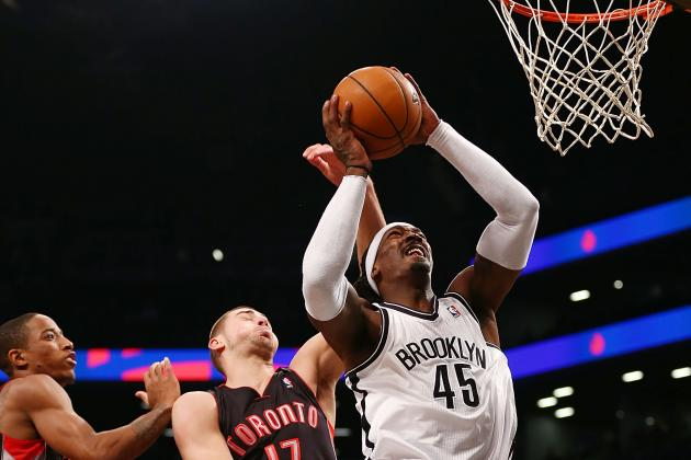 Brooklyn Nets: Gerald Wallace Sprains Ankle in Pyrrhic Opening Night Victory