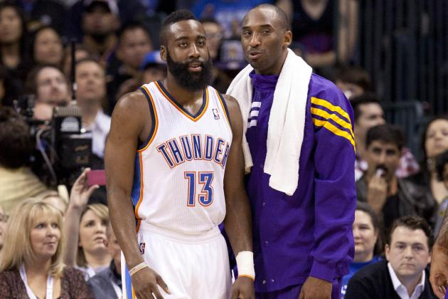 Breaking Down Why James Harden Will Be the NBA's Next Kobe Bryant