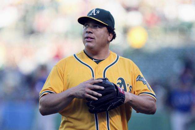 Oakland A's: Does Re-Signing of Bartolo Colon Mean Exit of Brandon McCarthy?