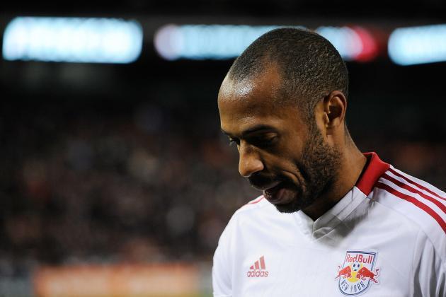MLS Playoffs: Red Bulls, United Combine for Strange First Leg