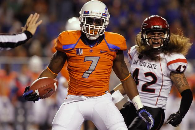 San Diego State vs. Boise State: Live Scores, Analysis and Results
