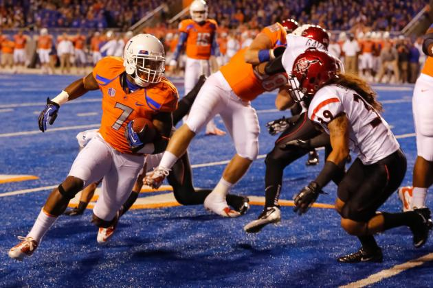 Boise State Football: How the Broncos Can Still Win the Mountain West Conference