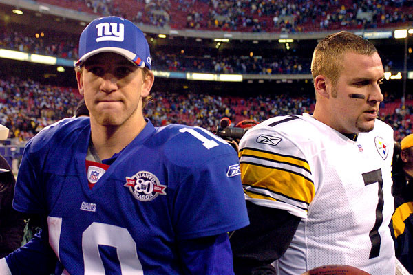 Eli Manning vs. Ben Roethlisberger: Which Quarterback Is the King of Clutch?