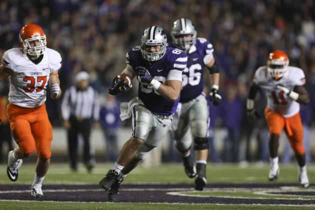 Kansas State Football: Wildcats Deserve to Be No. 2 in Week 11 BCS Rankings