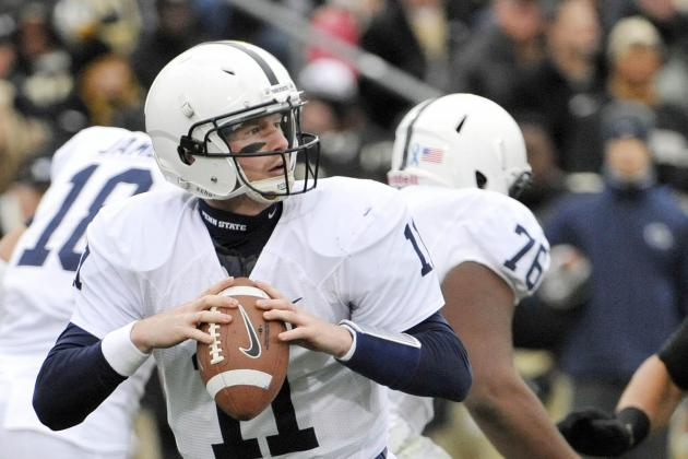 Penn State Football: Nittany Lions Return to Dominating Form Against Purdue