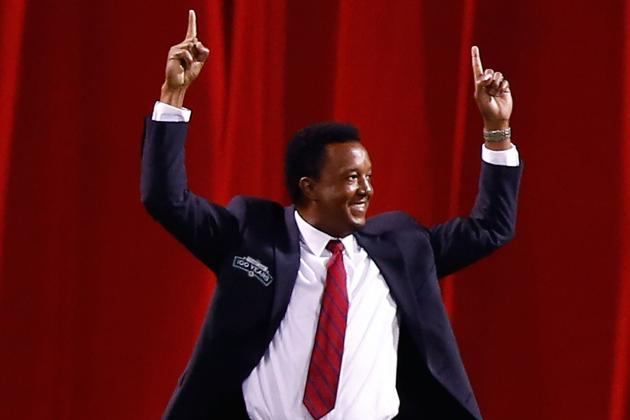 Red Sox Have Standing Job Offer for Pedro Martinez