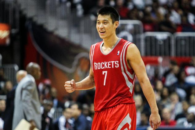 Jeremy Lin: PG's Role as James Harden's Sidekick Benefits Houston Rockets