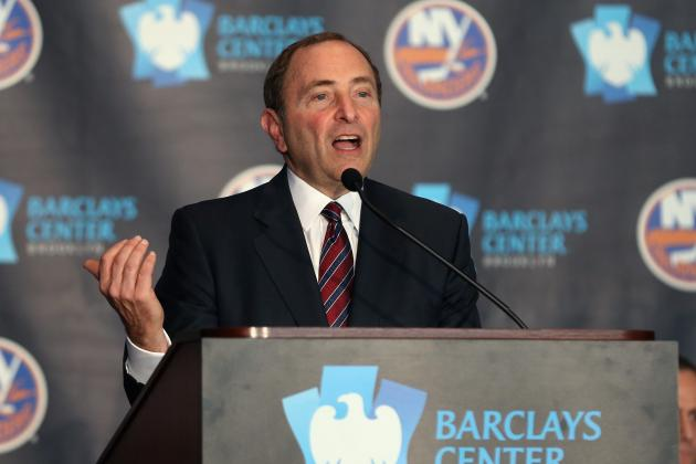 NHL Lockout: Positive Weekend Meeting Expected to Produce More CBA Talks Soon