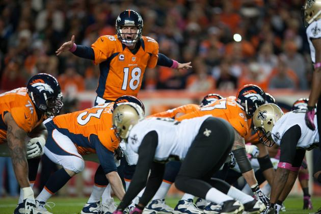Peyton Manning: Commanding Performance vs. Bengals Will Assure Lead in MVP Race