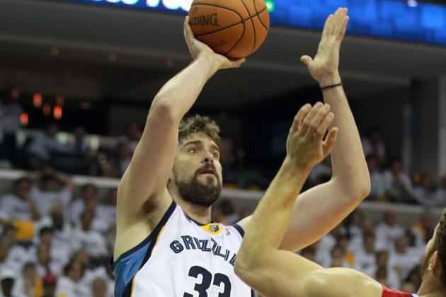 Memphis Grizzlies: Marc Gasol Proving to Be an Offensive Star