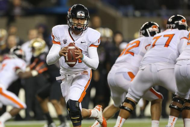 Oregon State Football: Cody Vaz Will Lead Beavers to BCS Bowl Appearance
