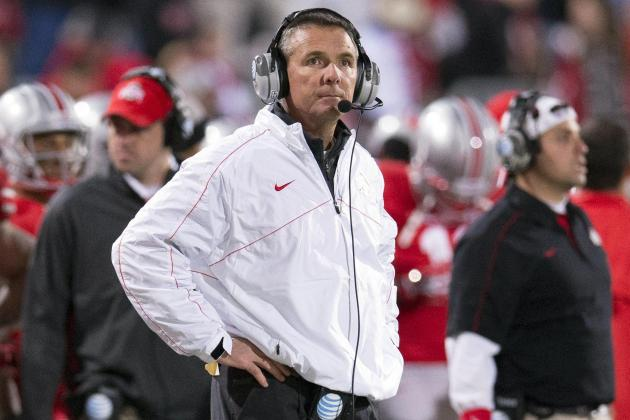 Ohio State Notebook: Miller Improves Passing, but Meyer Not Satisfied