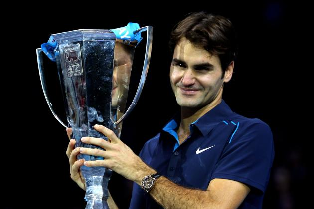 Barclays ATP World Tour Finals 2012: Schedule, Live Stream, TV Info and More