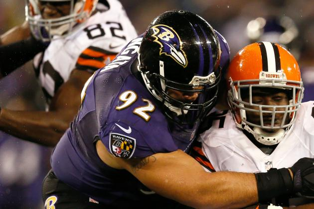 Ngata Officially Active Today vs. Browns