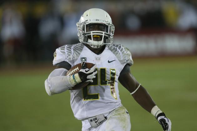 Oregon Football: Why Kenjon Barner Has Ducks Headed Toward BCS Title Game