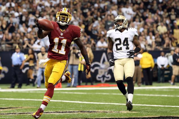 Aldrick Robinson: Updated Fantasy Profile and Analysis for Redskins' WR