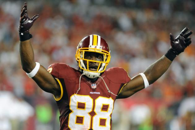 Pierre Garcon: Redskins Reportedly Could Shut Down WR Due to Foot Injury