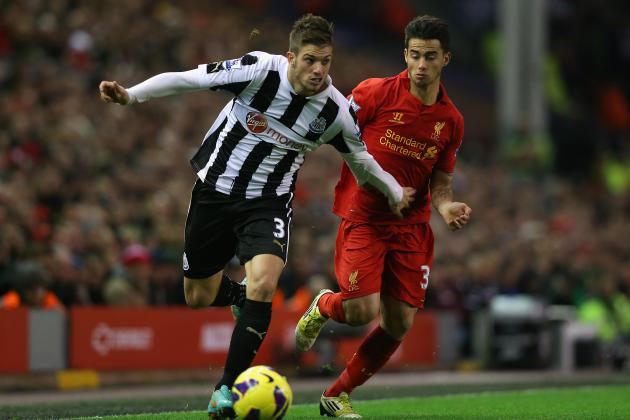 Liverpool vs. Newcastle United: Score, Highlights and Grades