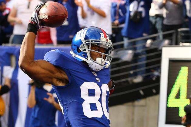 Report: Victor Cruz, Giants Not Close on Contract