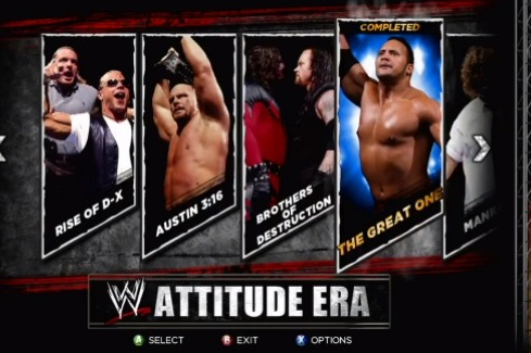 WWE '13: How Can They Top Attitude Era Mode Next Year?