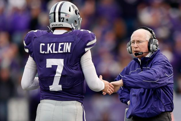 Collin Klein Injury: Bill Snyder's Secrecy Won't Influence Outcome vs. TCU