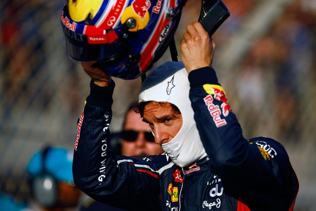 'Nothing Really Worked Out': Mark Webber