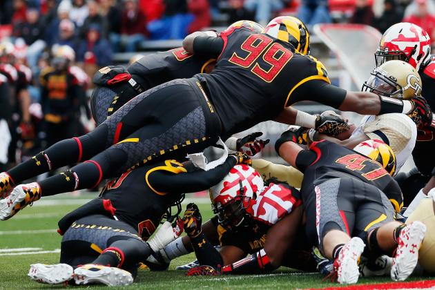 Sunday Review: Terps' Defense Struggled Against the Georgia Tech Run