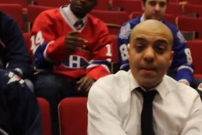 Video: NHL Lockout? Try the Fan Lockout, Rap Style
