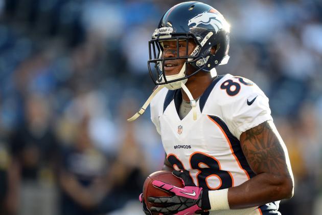 Demaryius Thomas Injury: Updates on Broncos Star's Foot