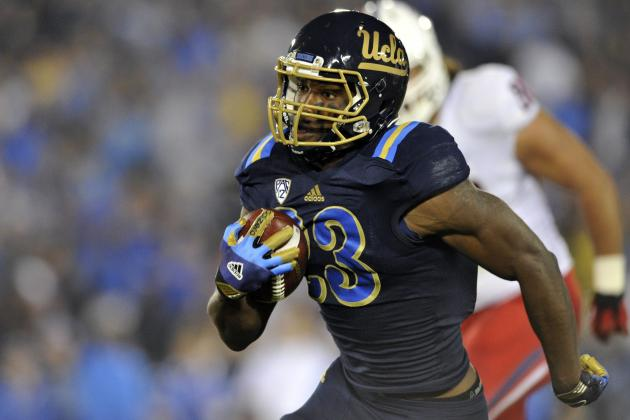 UCLA Football: Bruins Leapfrog USC in BCS and AP with 66-10 Drubbing of Arizona