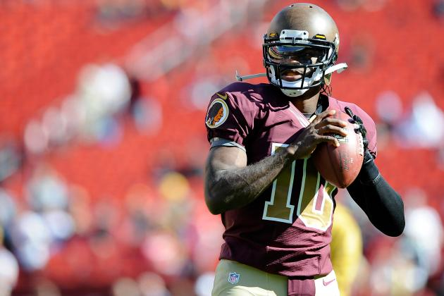 Cam Newton vs Robert Griffin III: RGIII Won't Suffer Sophomore Slump Like Newton