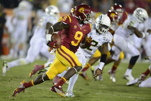 USC Football: Lessons Trojans Must Learn from Loss vs. Oregon