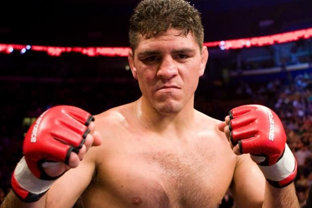 UFC: Why Nick Diaz Should Not Fight Josh Koscheck on His Return