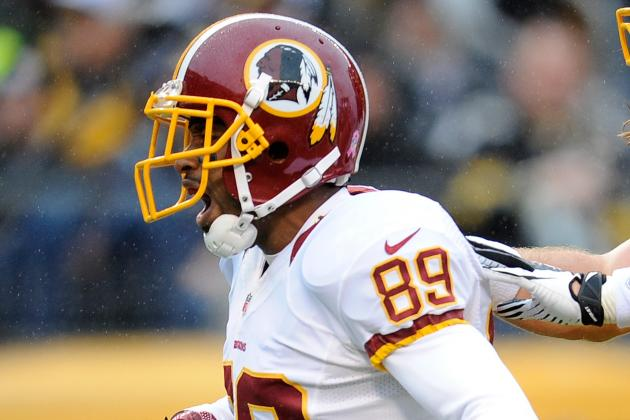 Santana Moss Suffers Concussion vs. Panthers
