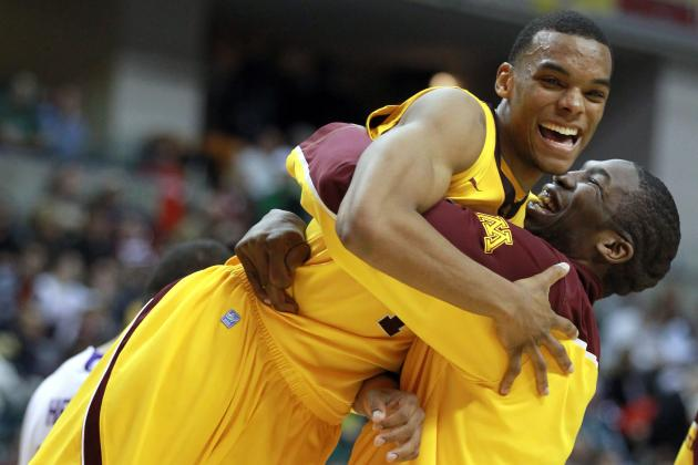 If Gophers Don't Make Tourny, Mbakwe Will Give Minn Refund