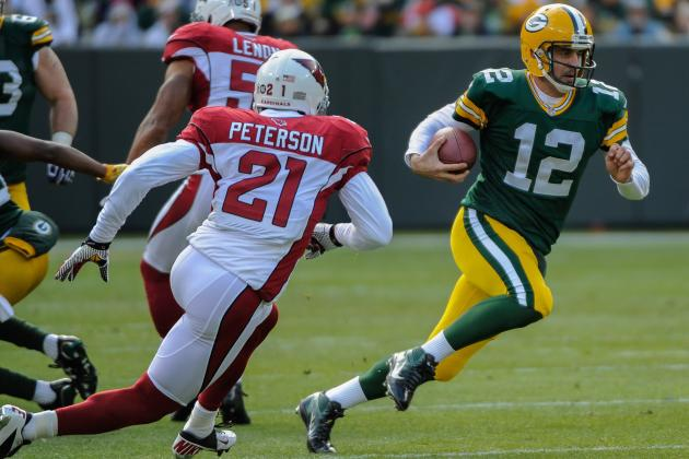 Are the Packers Better off Just Trying to Air It Out?
