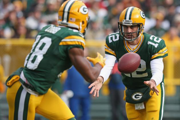 Green Bay Packers Run the Ball Effectively in Win Against Arizona