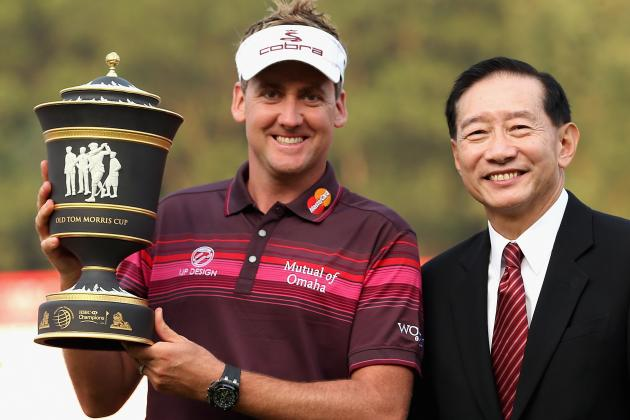 HSBC Champions 2012: Ian Poulter Shows Great Resolve in Tournament Win