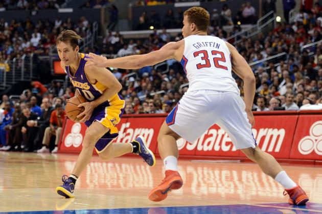 Why Steve Nash's Injury Will Force L.A. Lakers to Clear Chemistry Hurdle