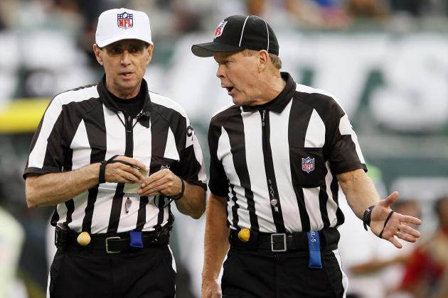 Tony Corrente's Meltdown a Black Eye for NFL Refs, League