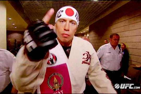 Georges St-Pierre: Why He Should Call out Nick Diaz If He Wins at UFC 154