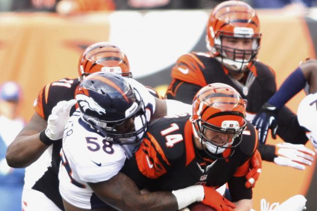 Broncos vs. Bengals: Denver's Biggest Winners and Losers from NFL Week 9
