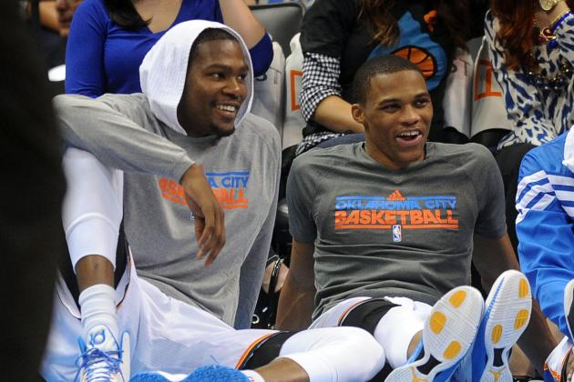 Atlanta Hawks vs. Oklahoma City Thunder: Live Score, Results and Game Highlights