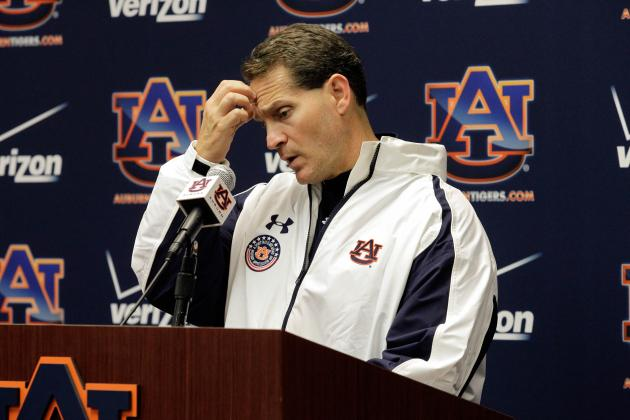 Auburn Football: Key Positions to Recruit to Avoid Repeat of 2012